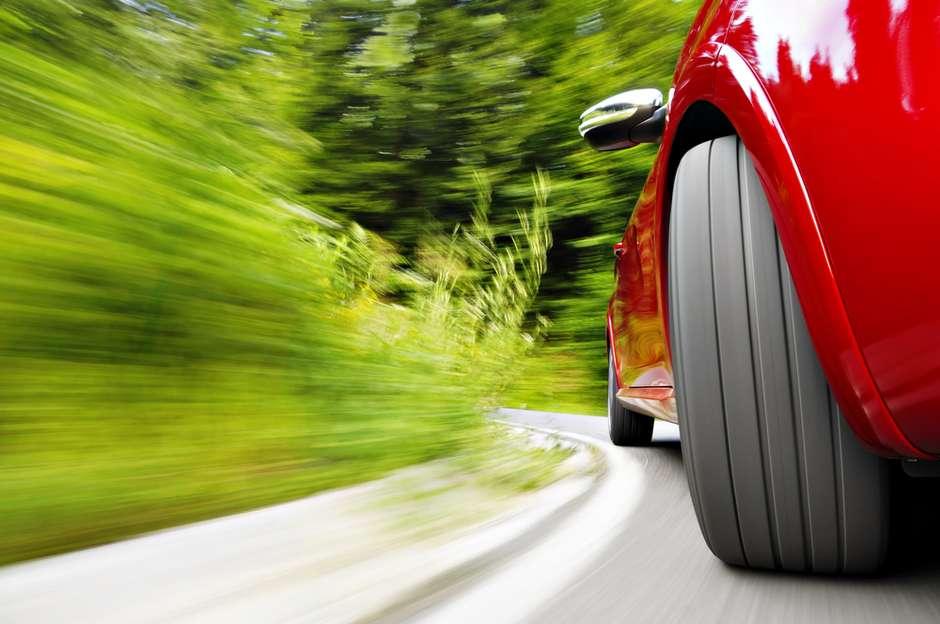 Estabilidade do pneu