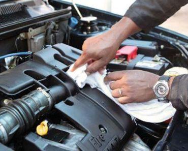 limpar motor do carro tgcentroautomotivo