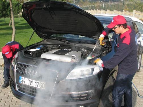 Como limpar o motor do carro em tgcentroautomotivo