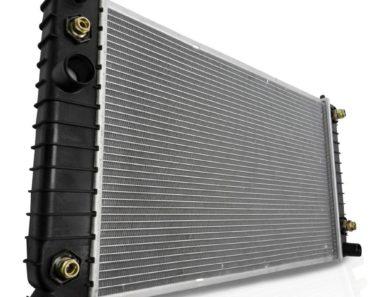 Limpeza de radiador de carro tg centro automotivo