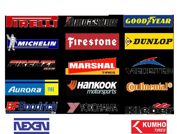 Marcas de pneus