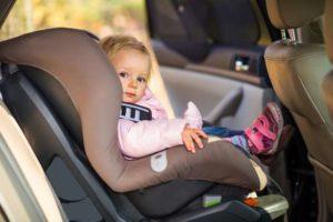 As crianças sujam mais o carro