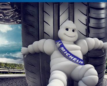 Marcas de pneus Michelin em TG
