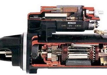 Motor de arranque TG Centro Automotivo