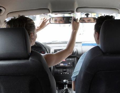 Exame de motorista como passar
