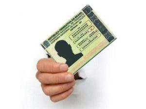 Processo de suspensão da carteira de motorista