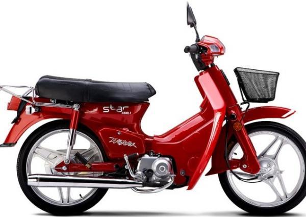 Motocicleta para acc