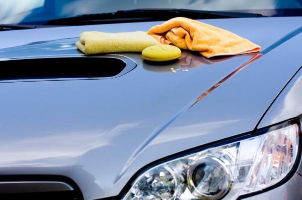 Tirar resina do carro