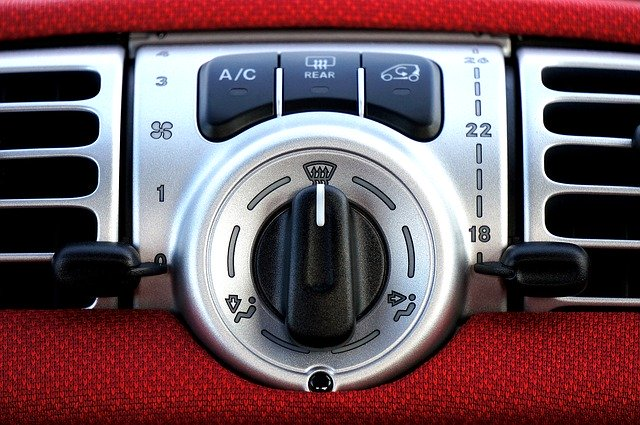 ar condicionado de carro