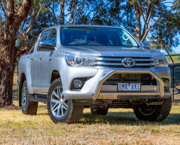 amortecedores do Toyota Highlux