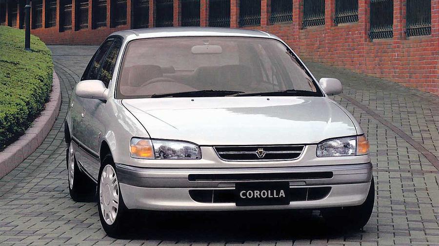 Toyota Corolla G8