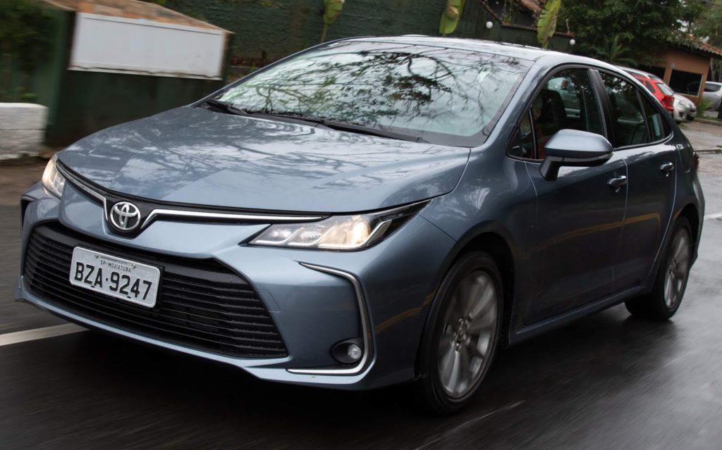 Corolla 2.0 Flex 2020 CVT