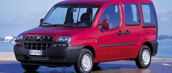 Respire fundo e veja os 13 veículos que pequenas empresas podem comprar Fiat Doblo