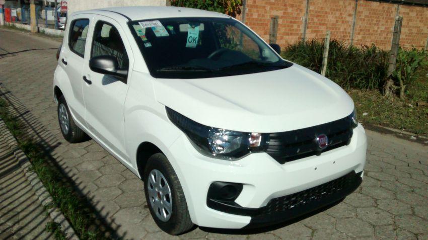 Fiat Mobi Easy 1.0