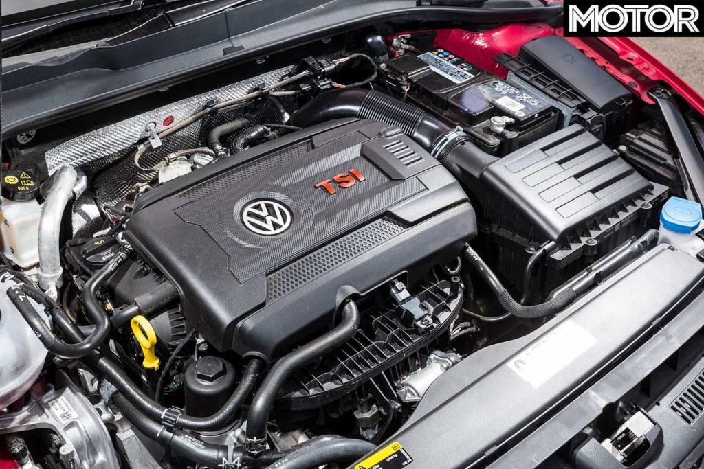Golf GTI motor