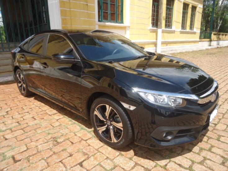 Honda Civic 2.0 Flex CVT