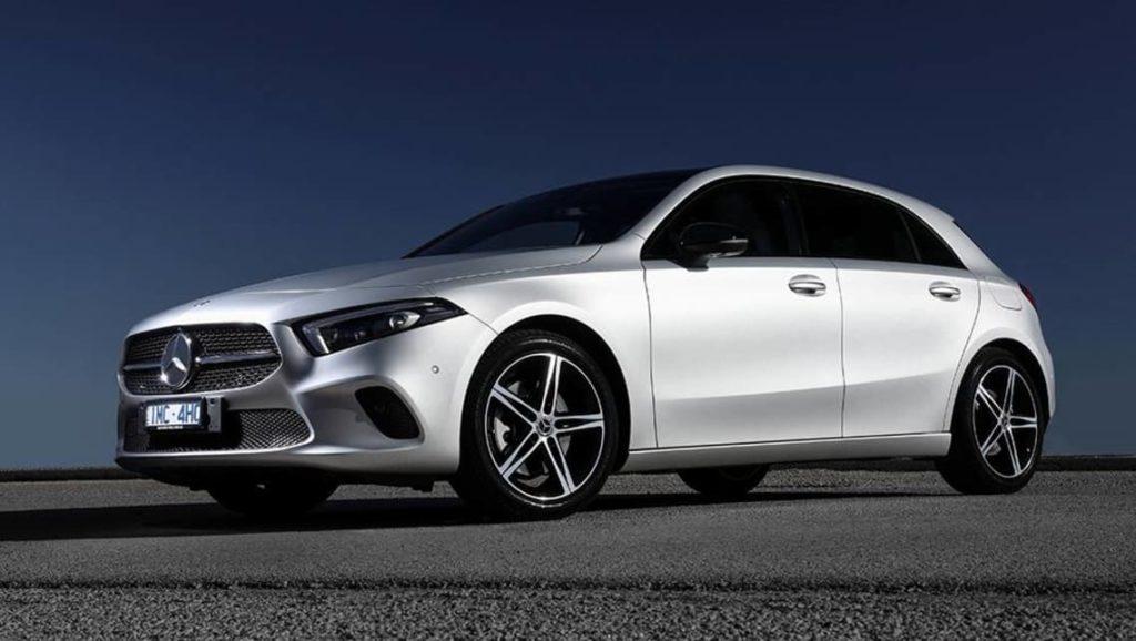 Mercedes-Benz A250