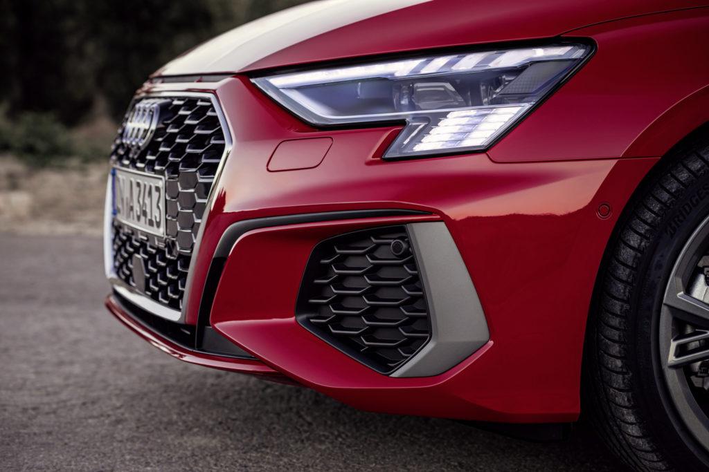 Audi A3 Sportback de quarta geração