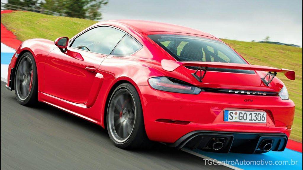 2020 Porsche 718 Cayman GTS