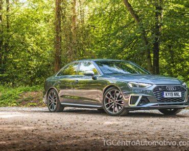 Audi S4 TDI Quattro
