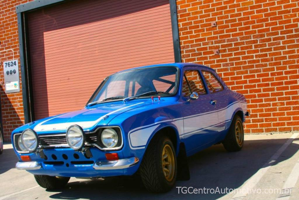 1970 Escort RS1600