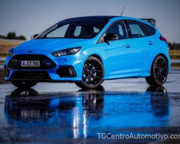 2016 Focus RS MkIII