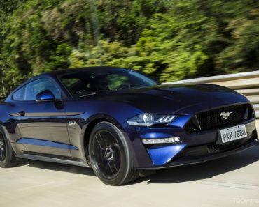 Ford Mustang da próxima geração