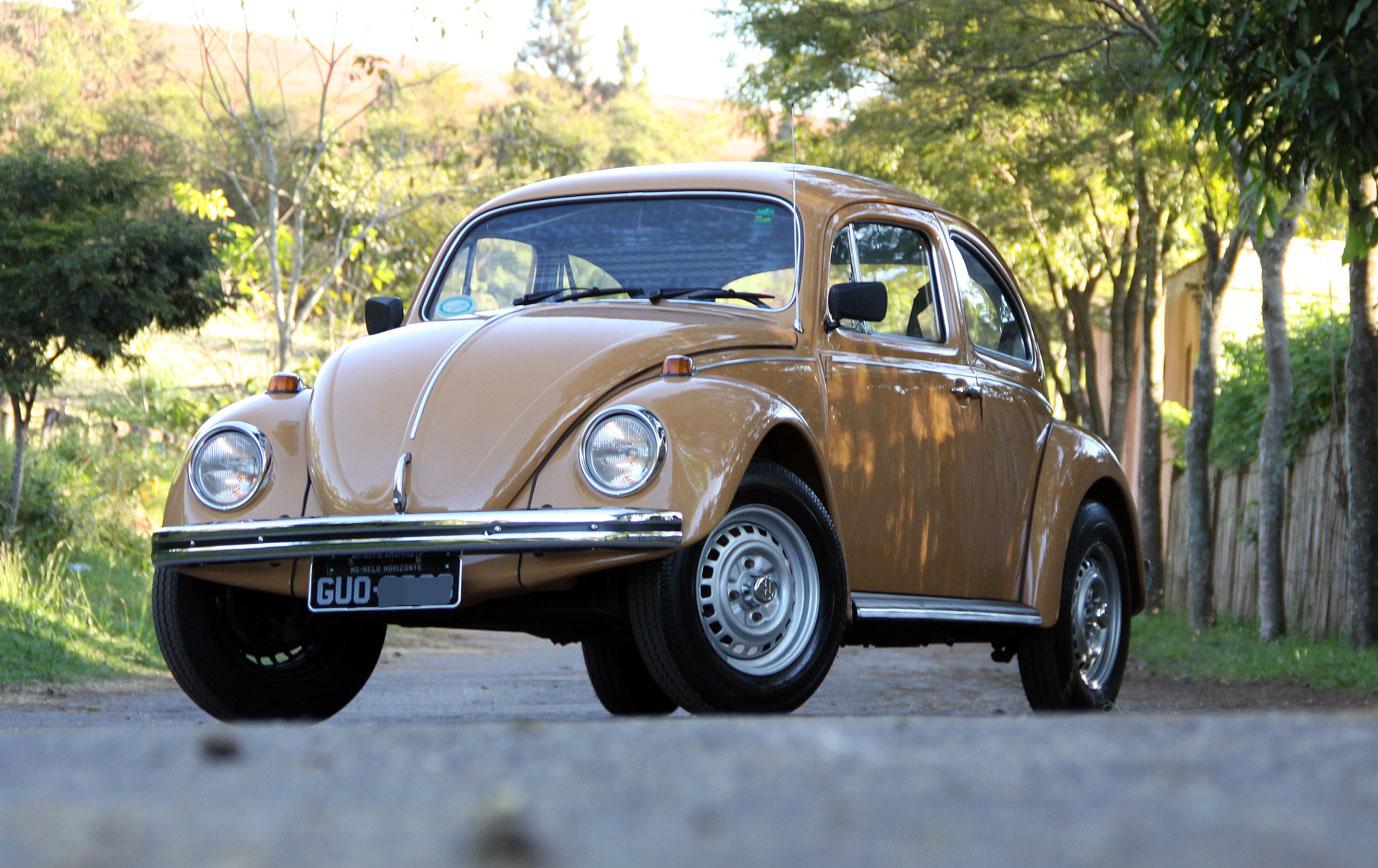Top 15 carros que custam menos que um carrinho de pipoca Volkswagen Fusca