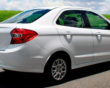 Ford Ka Sedan SEL
