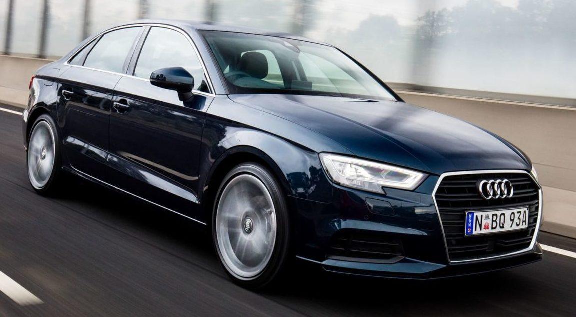 10 Carros bons que ninguém fala Audi A3 Sedan 2016