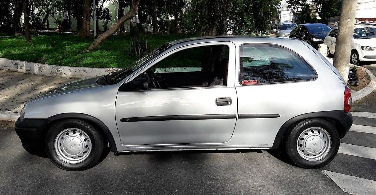 Veja aqui carros para comprar por menos de 20 mil 1 - Chevrolet Corsa
