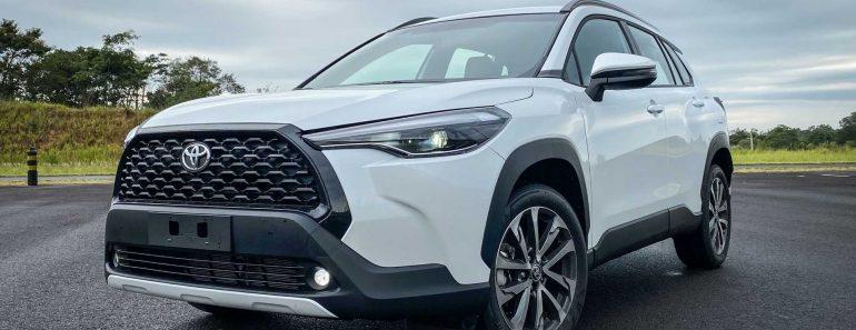 Os 10 SUVs mais pesquisados e vendidos em 2021, até agora